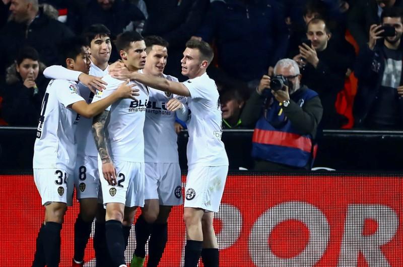 15f8a3dfda Valência e Getafe seguem em frente na Taça do Rei de Espanha - Copa ...