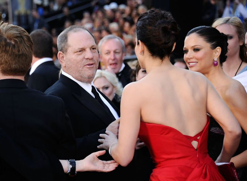 Venda do estúdio do produtor Harvey Weinstein é concluída