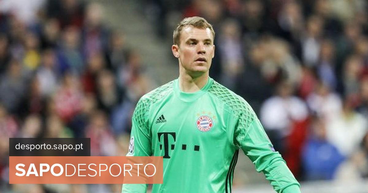 Mundial2018  Neuer incluído em lista de 27 pré-convocados da Alemanha -  Mundial 2018 - SAPO Desporto 7d0c5a23adc2b