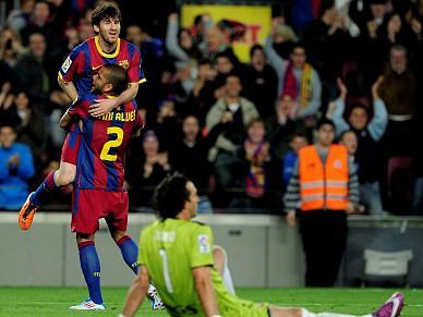 b0f5e81bdc FC Barcelona vence Osasuna e dá mais um passo rumo ao título - La ...