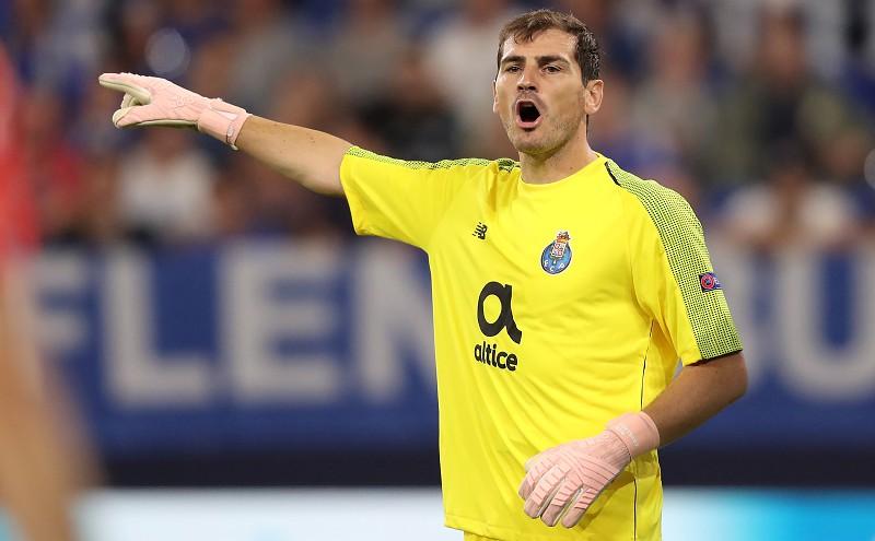 f6188e7486 E se Casillas voltasse à seleção  Em Espanha dizem que