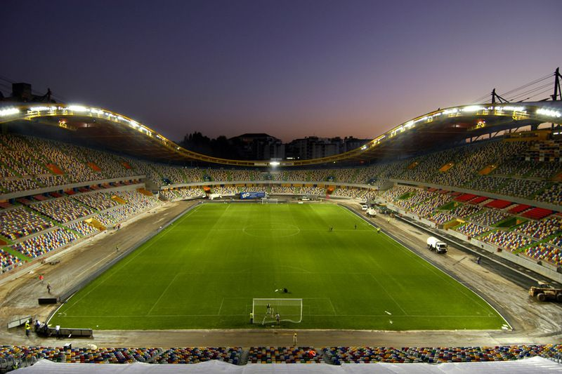 estadio municipal leiria