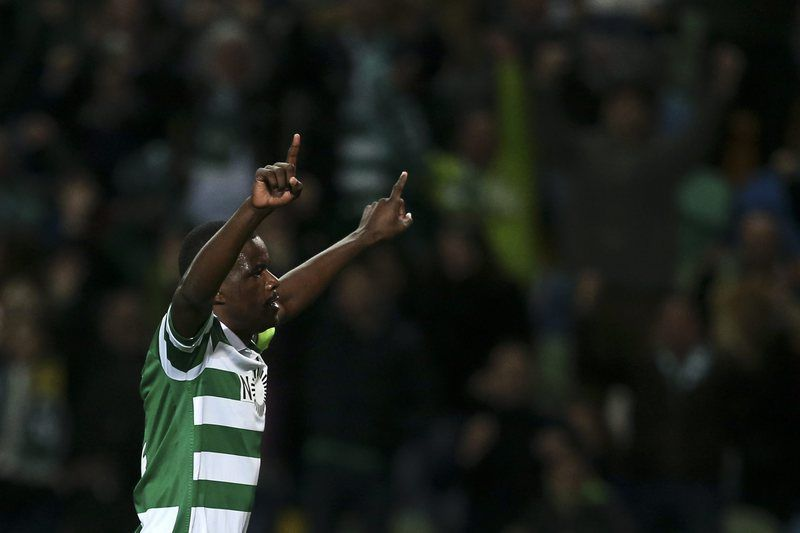 William Carvalho • MANUEL DE ALMEIDA / EPA