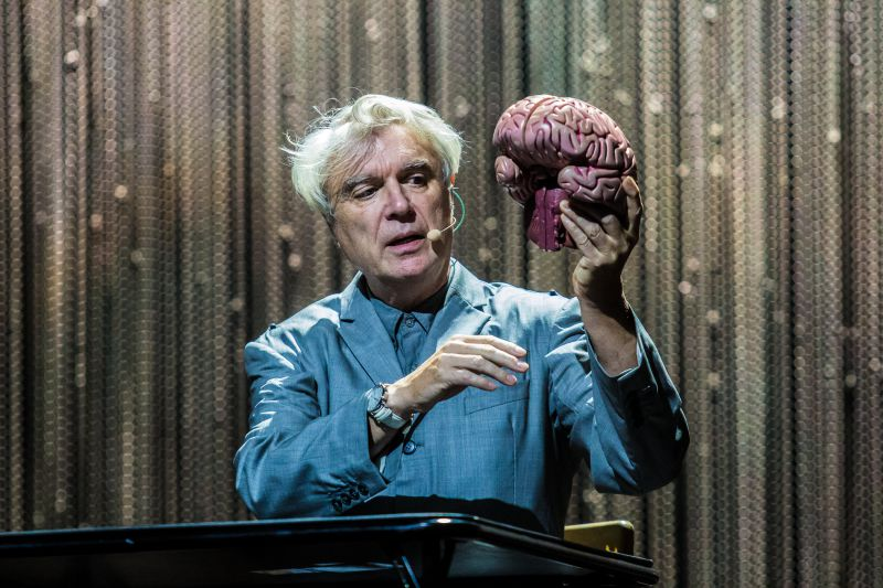 David Byrne: As utopias constroem-se dançando