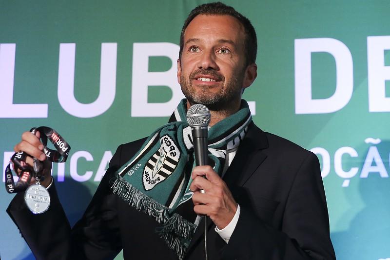 Resultado de imagem para Tomada de posse do novo presidente do Sporting antecipada para hoje