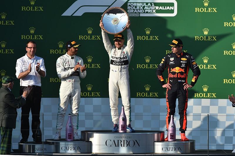 Resultado de imagem para Fórmula 1: Valtteri Bottas vence o GP da Austrália