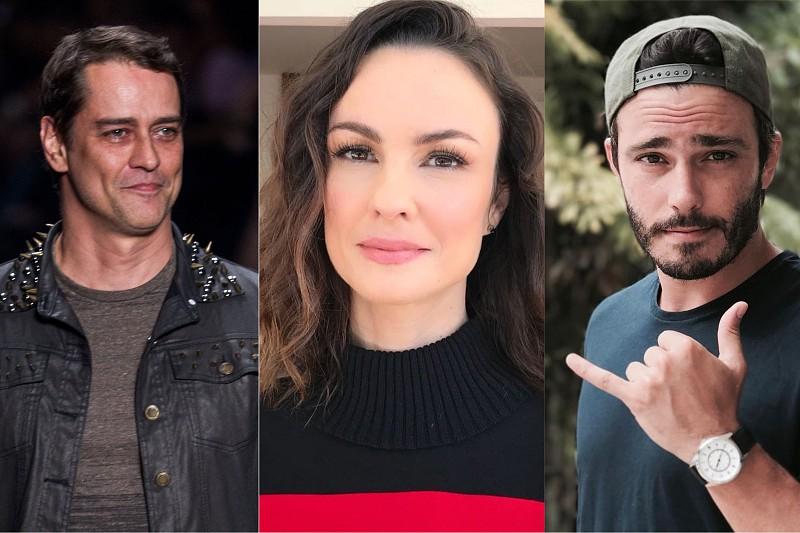 Atores brasileiros de renome integram elenco da nova novela
