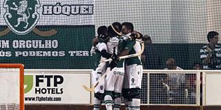 Sporting na ´final four` da Taça CERS após nova goleada 8cbd7e23e5369