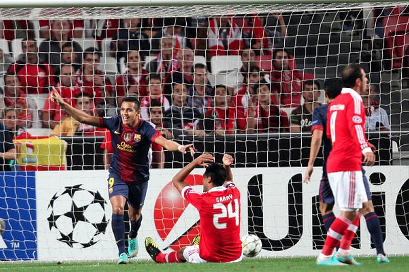 004d622c57 Barcelona q.b. anula Benfica sem medo - Liga dos Campeões - SAPO ...