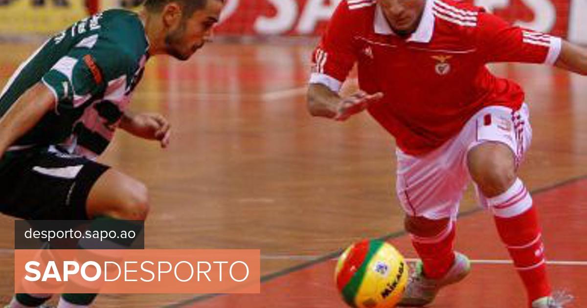 Sporting e Benfica chegam hoje a Lisboa - Futsal - SAPO Desporto c0994facd016d