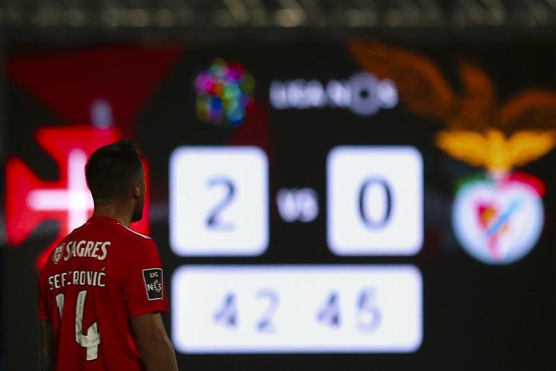 Belenenses 2-0 Benfica  Sabem quem teve melhor rácio de golos por remate no 83a128d191d73
