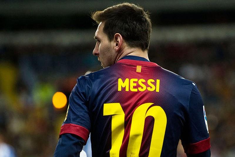 e7ba88cfbf Messi eleito Jogador do Mês em Espanha...pela primeira vez - La Liga ...