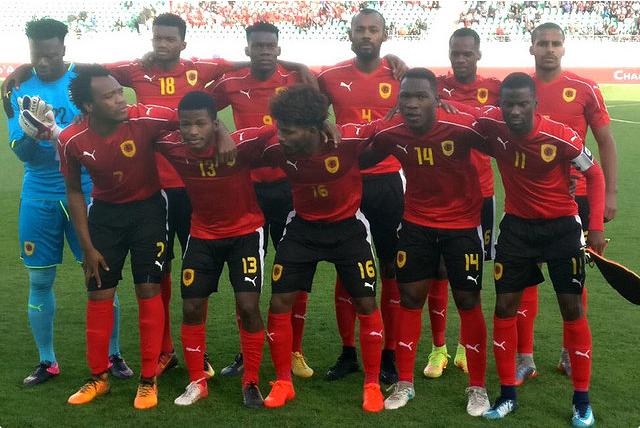 a536e7c537 Taça Chan  Angola e Nigéria vão jogar em Tanger - Angola - SAPO Desporto