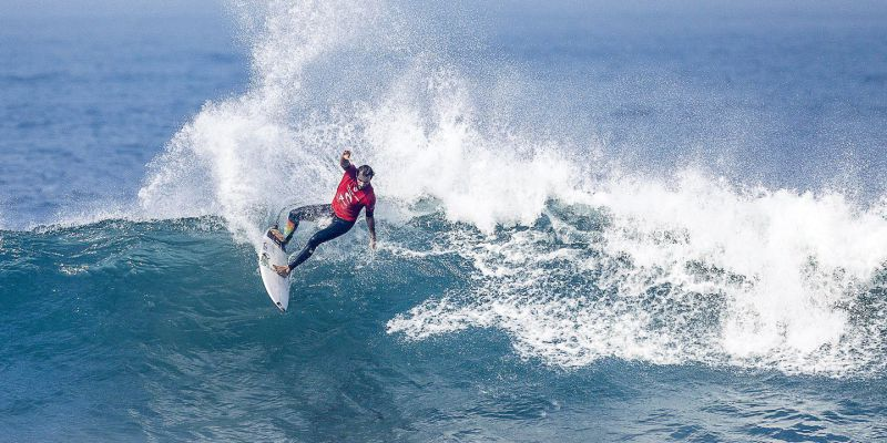 Circuito Mundial De Surf : Frederico morais quer ser o melhor estreante do circuito