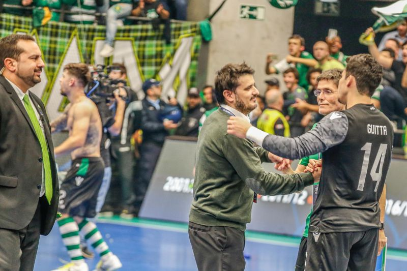 Futsal: Guarda-redes do Sporting candidato a melhor do mundo