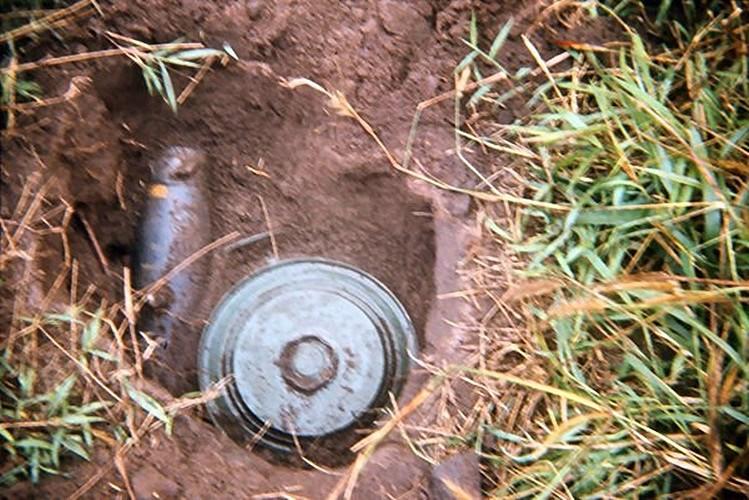 Explosão de mina deixa nove crianças feridas na província do Bié