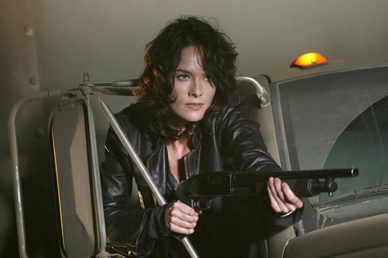 Lena Headey: antiga Sarah Connor festeja regresso de Linda Hamilton no novo