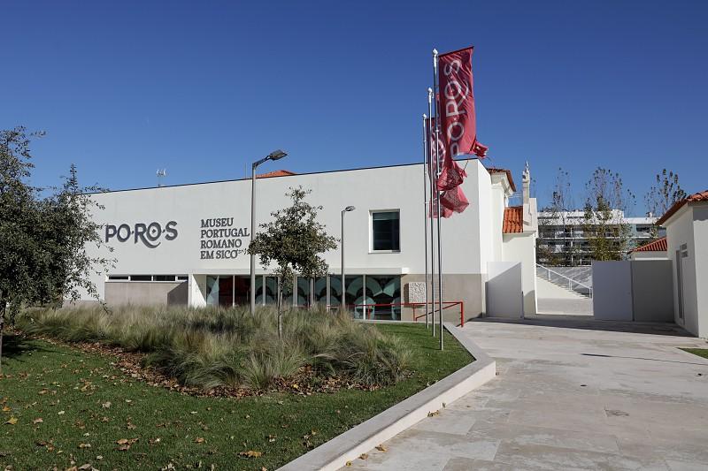Resultado de imagem para Museu em Condeixa-a-Nova eleito o melhor projeto cultural multimédia da Europa