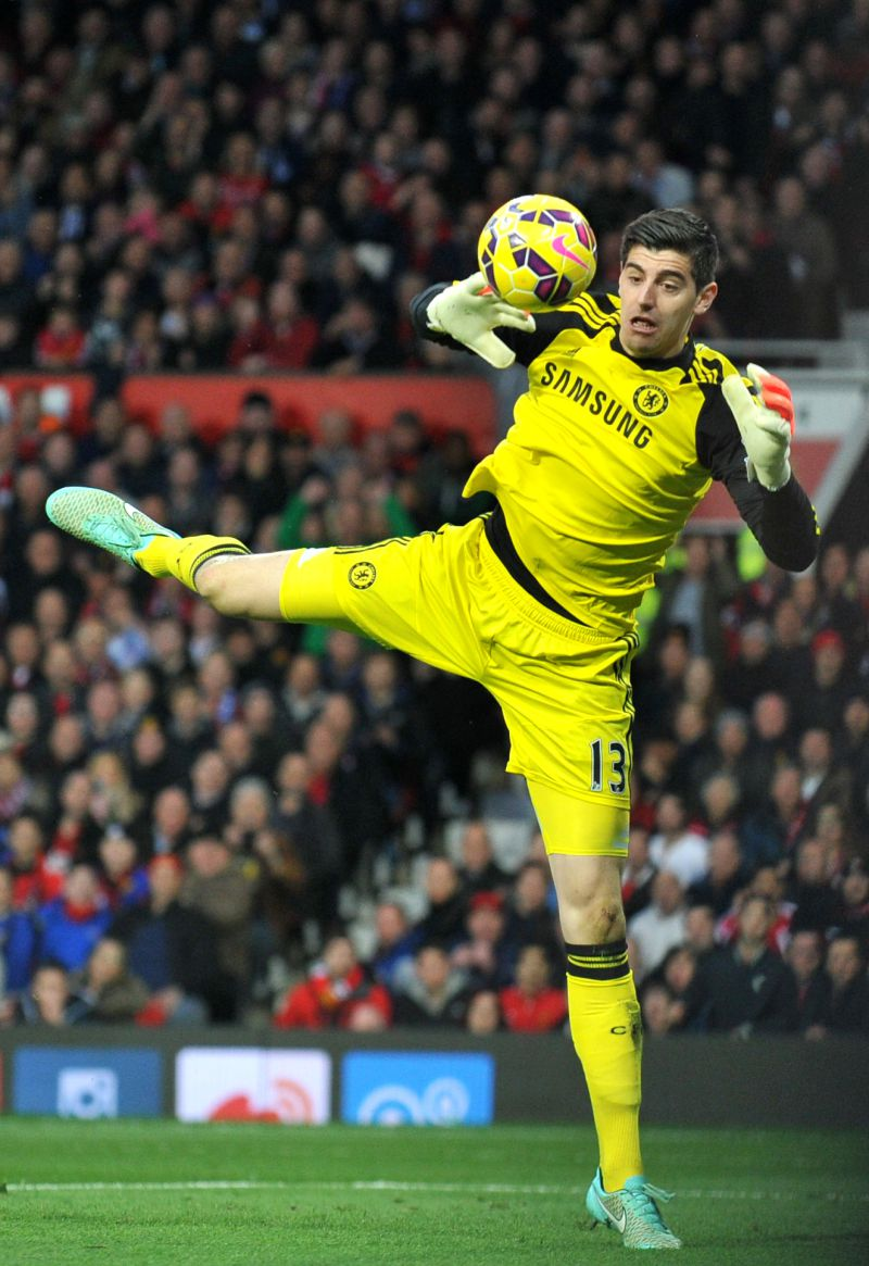 Courtois pode rumar ao Real Madrid