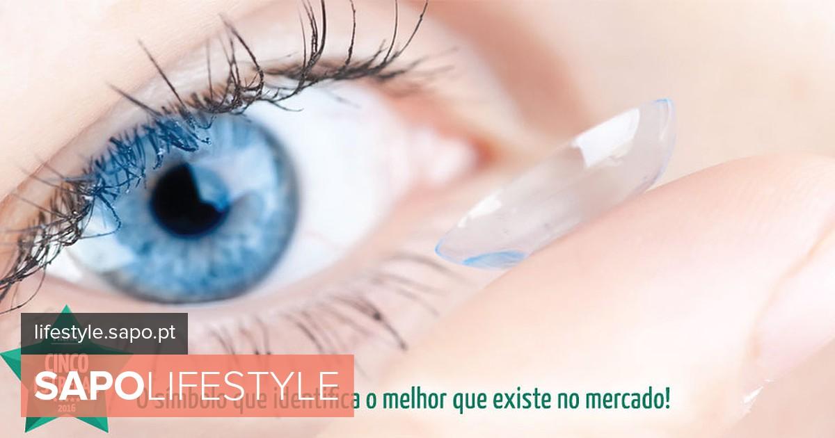 fc2ef6f527 Dicas para o uso de lentes de contacto - Saúde e Medicina - SAPO Lifestyle