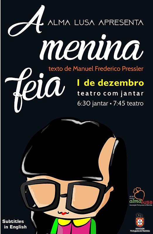 Teatro no Canadá promove língua portuguesa