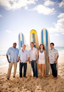 Chi McBride, Grace Park, Alex O Loughlin, Scott Cann, Daniel Dae Kim Photo: Art Streiber/CBS © 2014 CBS Broadcasting Inc. All Rights Reserved.