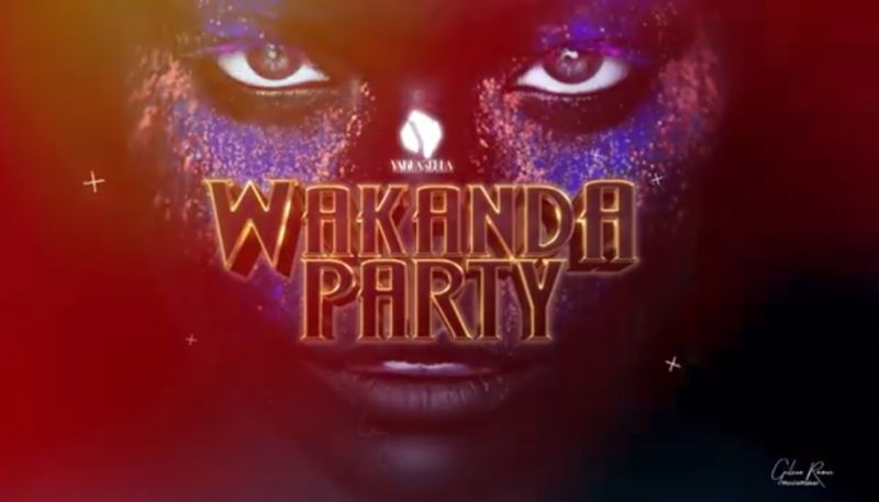 Passatempo: Wakanda Party
