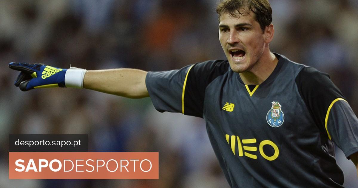 ed3a81ed99 Casillas farto das críticas vindas de Espanha - Liga dos Campeões - SAPO  Desporto