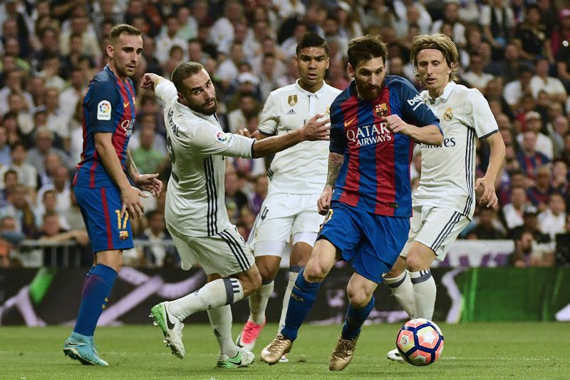 Barcelona relança a luta pelo título com golo dramático de Messi no tempo  extra 6c59ce3d1338a