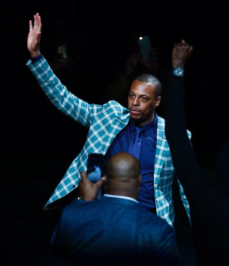NBA: Boston Celtics homenageiam Paul Pierce ao retirar camisola 34