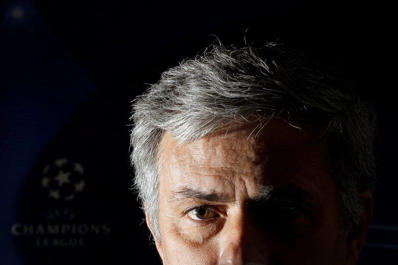 Man United to appoint Mourinho  • epa05322224 (FILE) A file picture dated 12 April 2011 shows Real Madrid's Portuguese head coach Jose Mourinho during a press conference at White Hart Lane in London, Britain. British media reports on 21 May 2016 state that Jose Mourinho will take over from Louis Van Gaal as manager of Manchester Unted. It is expected that a formal announcement will be made next week.  EPA/KERIM OKTEN