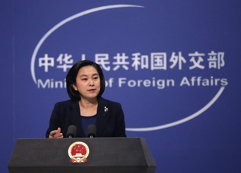 China apoia Maduro e condena