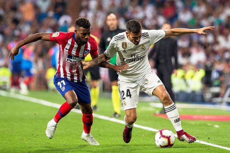 Real empata no dérbi de Madrid e desperdiça liderança isolada da liga  espanhola d89f43b718b49