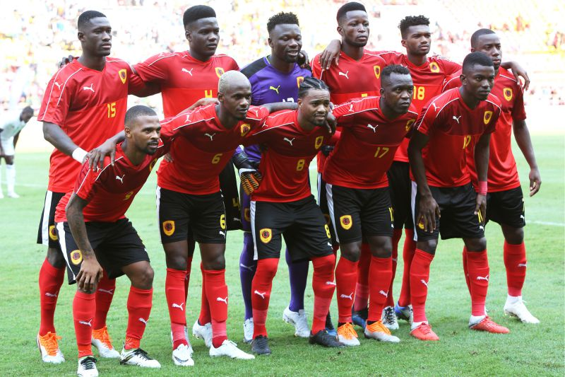 Angola reencontra Mali em jogo a contar para a última jornada do grupo E do CAN