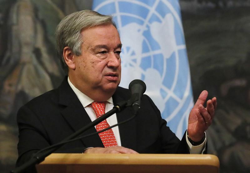 """António Guterres: CPLP é """"um dos mais fortes pilares de apoio"""" às Nações Unidas"""
