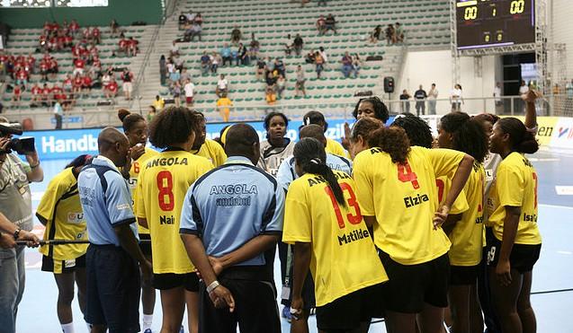 Andebol/Angola: Campeãs africanas encerram fase de grupos com vitória
