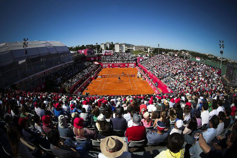 Estoril Open • DR