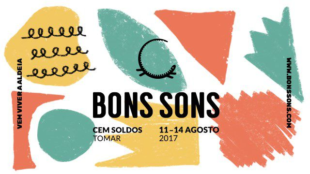 BONS SONS´17 - PASSE 11 A 14 AGOSTO