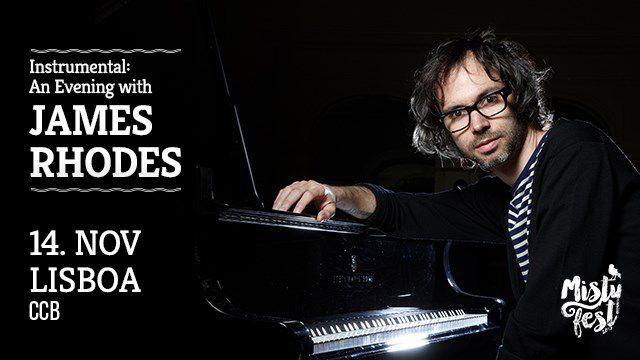 INSTRUMENTAL: AN EVENING WITH JAMES RHODES