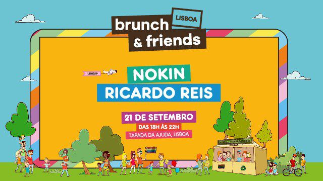 BRUNCH & FRIENDS | EVENTO SOLIDÁRIO