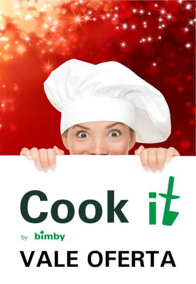 Cook It By Bimby® - Workshop - Vale Oferta
