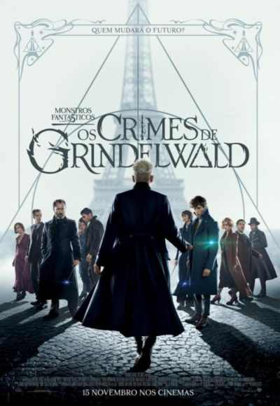 Monstros Fantásticos: Os Crimes De Grindelwald .3d