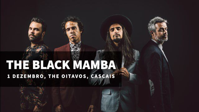 THE BLACK MAMBA @ THE OITAVOS