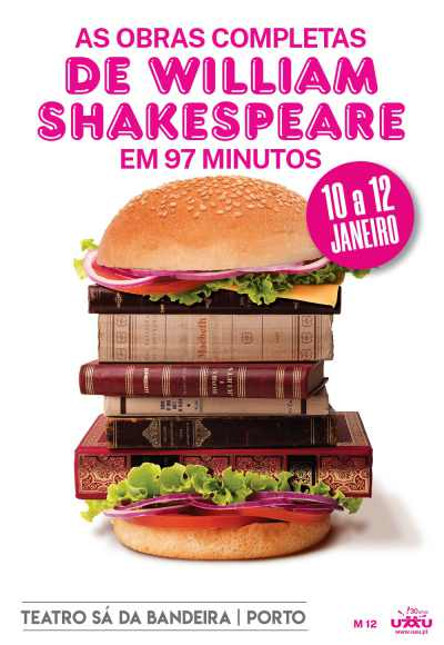 As Obras Completas De W.Shakespeare 97 Minutos