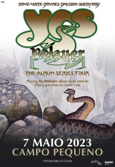 Yes - The Album Series 2020 Tour