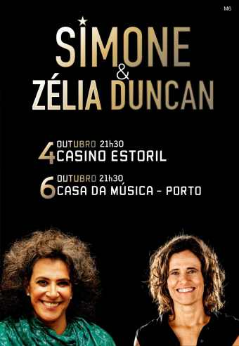 Simone & Zélia Duncan ( Casino Do Estoril)