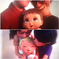 """Casais do mesmo sexo no filme de animação """"Cegonhas"""" da Warner (com trailers 7106f67b917"""