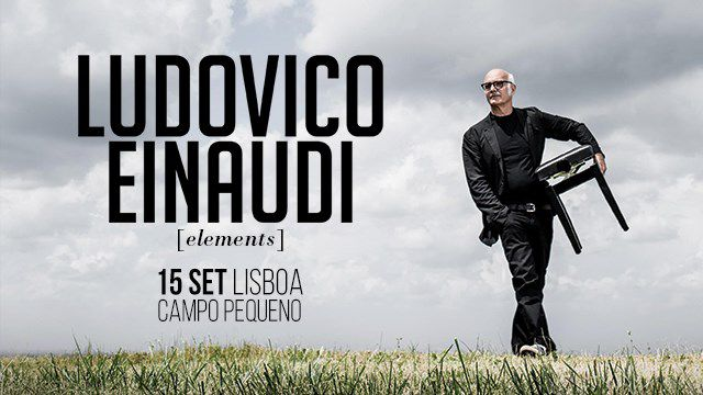 LUDOVICO EINAUDI ELEMENTS