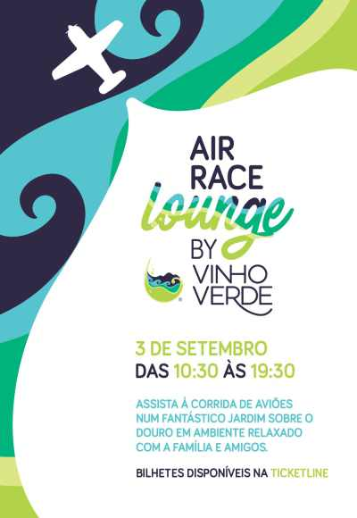 Air Race Lounge By Vinho Verde