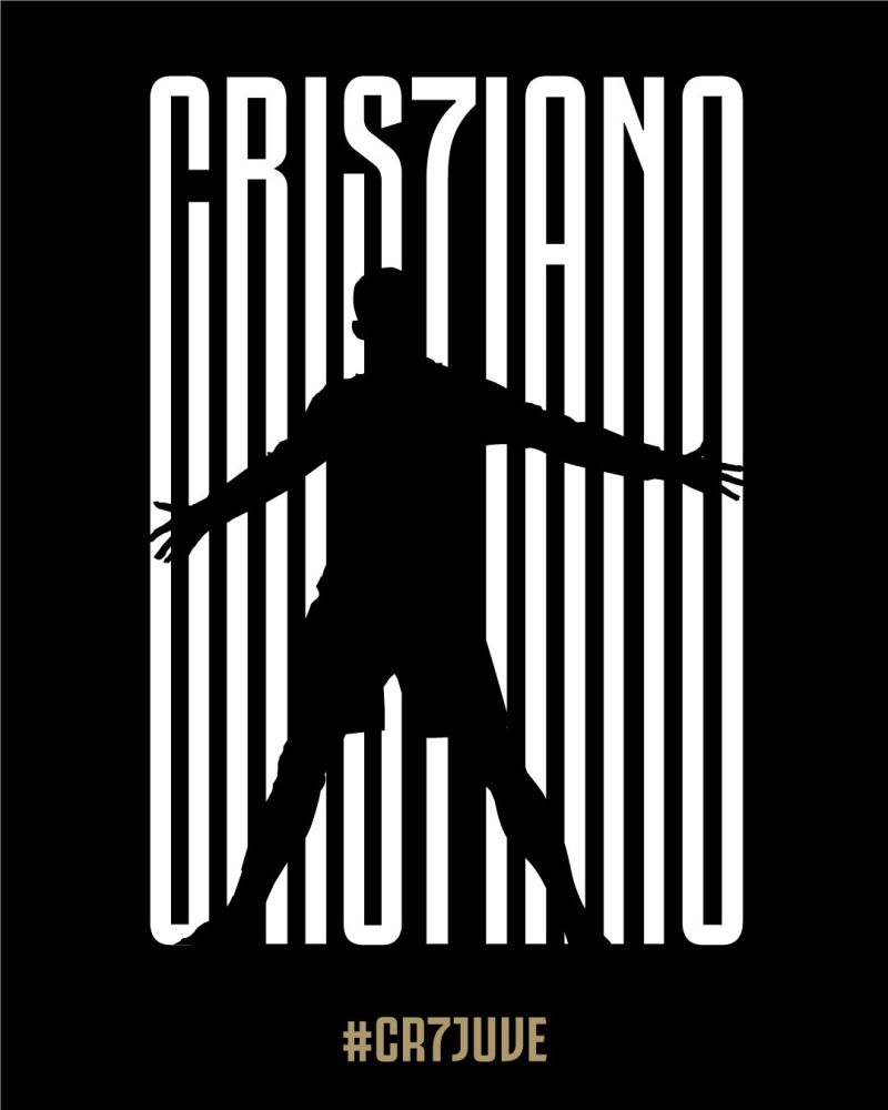 CR7 confirmado na Juventus. Preparati 026f6895daaca